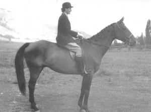 June Osborn 1949